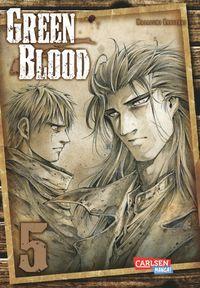 Green Blood 5 - Klickt hier für die große Abbildung zur Rezension