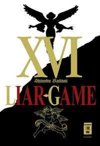 Liar Game 16 - Klickt hier für die große Abbildung zur Rezension