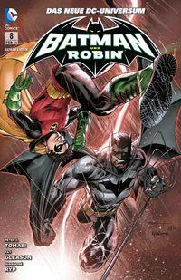 Batman und Robin 8: Super-Robin - Klickt hier für die große Abbildung zur Rezension