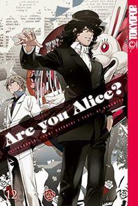 Are you Alice? 12 - Klickt hier für die große Abbildung zur Rezension