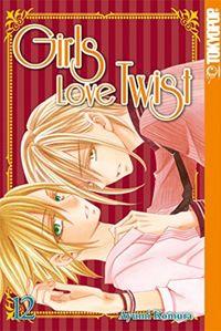 Girls Love Twist 12 - Klickt hier für die große Abbildung zur Rezension