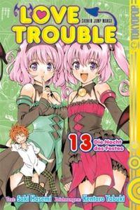 Love Trouble 13 - Klickt hier für die große Abbildung zur Rezension
