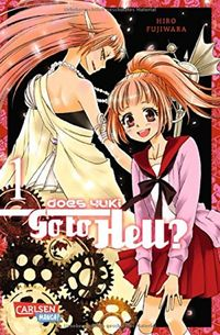 Does Yuki go to Hell 1 - Klickt hier für die große Abbildung zur Rezension