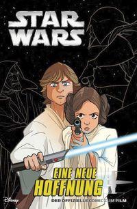 Star Wars- Eine neue Hoffnung - Klickt hier für die große Abbildung zur Rezension
