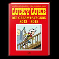 Lucky Luke Gesamtausgabe – 2013 - 2015 - Klickt hier für die große Abbildung zur Rezension