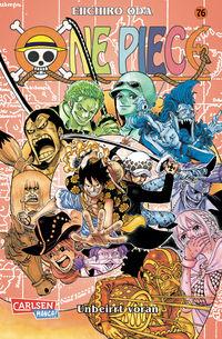 One Piece 76 - Klickt hier für die große Abbildung zur Rezension