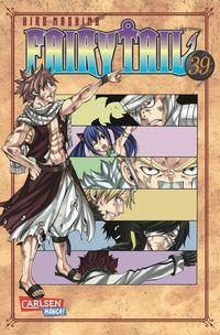 Fairy Tail 39 - Klickt hier für die große Abbildung zur Rezension