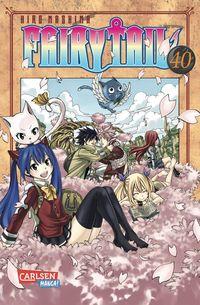 Fairy Tail 40 - Klickt hier für die große Abbildung zur Rezension