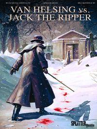 Van Helsing vs. Jack the Ripper - Klickt hier für die große Abbildung zur Rezension