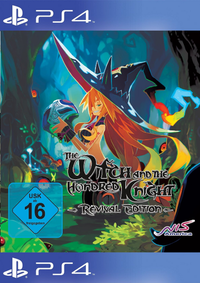 The Witch and the Hundred Knight: Revival Edition - Klickt hier für die große Abbildung zur Rezension