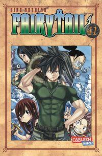 Fairy Tail 41 - Klickt hier für die große Abbildung zur Rezension