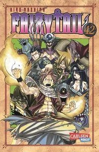 Fairy Tail 42 - Klickt hier für die große Abbildung zur Rezension