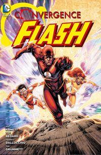 Flash: Convergence - Klickt hier für die große Abbildung zur Rezension