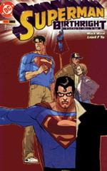 Superman - Birthright 2 - Klickt hier für die große Abbildung zur Rezension