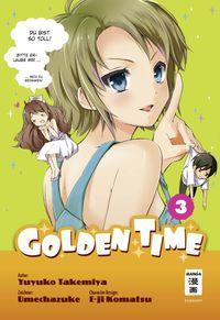 Golden Time 3 - Klickt hier für die große Abbildung zur Rezension