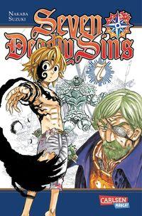 Seven Deadly Sins 7 - Klickt hier für die große Abbildung zur Rezension