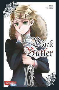 Black Butler 20 - Klickt hier für die große Abbildung zur Rezension