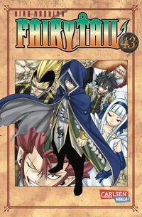 Fairy Tail 43 - Klickt hier für die große Abbildung zur Rezension