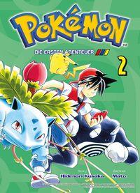 Pokémon: Die ersten Abenteuer 2 - Klickt hier für die große Abbildung zur Rezension