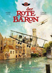 Der rote Baron 1: Tanz der Maschinengewehre - Klickt hier für die große Abbildung zur Rezension