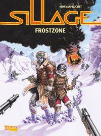 Sillage 17: Frostzone - Klickt hier für die große Abbildung zur Rezension