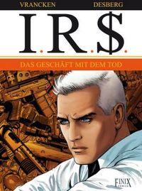 I. R. $ 15: Das Geschäft mit dem Tod - Klickt hier für die große Abbildung zur Rezension
