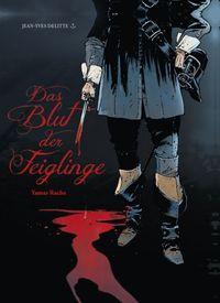 Das Blut der Feiglinge 1: Yamas Rache - Klickt hier für die große Abbildung zur Rezension