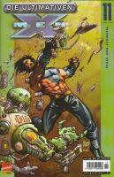 Die ultimativen X-Men 11 - Klickt hier für die große Abbildung zur Rezension