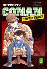 Detektiv Conan: Shinichi Edition - Klickt hier für die große Abbildung zur Rezension