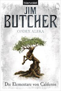 Codex Alera 1: Die Elementare von Calderon - Klickt hier für die große Abbildung zur Rezension