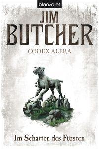 Codex Alera 2: Im Schatten des Fürsten - Klickt hier für die große Abbildung zur Rezension