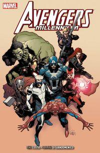 Avengers Millennium - Klickt hier für die große Abbildung zur Rezension