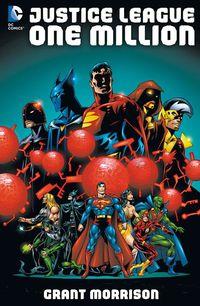 Justice League: One Million Band 1 - Klickt hier für die große Abbildung zur Rezension