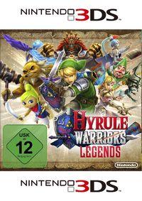 Hyrule Warriors Legends - Klickt hier für die große Abbildung zur Rezension