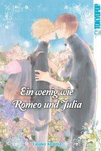 Ein wenig wie Romeo und Julia - Klickt hier für die große Abbildung zur Rezension