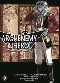 Archenemy & Hero 9 - Klickt hier für die große Abbildung zur Rezension