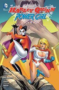 Harley Quinn/Power Girl - Klickt hier für die große Abbildung zur Rezension