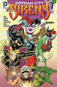 Gotham City Sirens 1 - Klickt hier für die große Abbildung zur Rezension