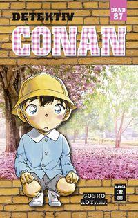 Detektiv Conan 87 - Klickt hier für die große Abbildung zur Rezension