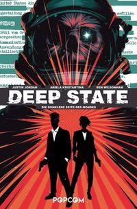 Deep State 1: Die dunklere Seite des Mondes - Klickt hier für die große Abbildung zur Rezension