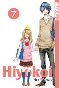 Hiyokoi 7 - Klickt hier für die große Abbildung zur Rezension