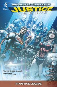 Justice League Paperback 8: Injustice League - Klickt hier für die große Abbildung zur Rezension