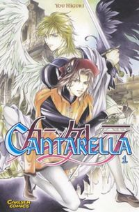 Cantarella 1 - Klickt hier für die große Abbildung zur Rezension