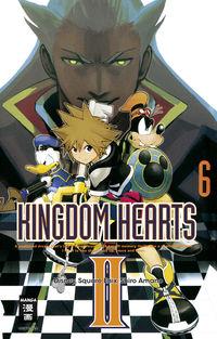 Kingdom Hearts II.6 - Klickt hier für die große Abbildung zur Rezension
