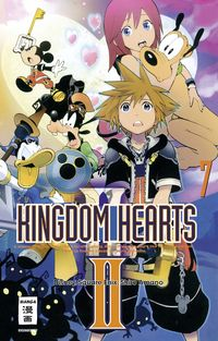 Kingdom Hearts II.7 - Klickt hier für die große Abbildung zur Rezension