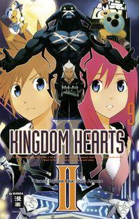 Kingdom Hearts II.9 - Klickt hier für die große Abbildung zur Rezension