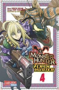 Monster Hunter Flash Hunter 4 - Klickt hier für die große Abbildung zur Rezension