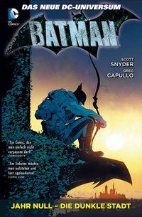 Batman Paperback 5: Jahr Null - Die dunkle Stadt - Klickt hier für die große Abbildung zur Rezension