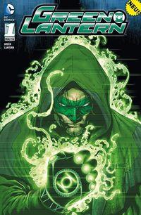 Green Lantern 1: Der Abtrünnige - Klickt hier für die große Abbildung zur Rezension