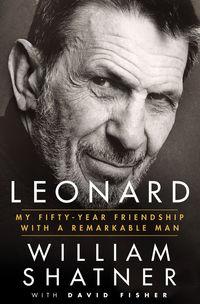 Leonard: My Fifty-Year Friendship with a Remarkable Man - Klickt hier für die große Abbildung zur Rezension